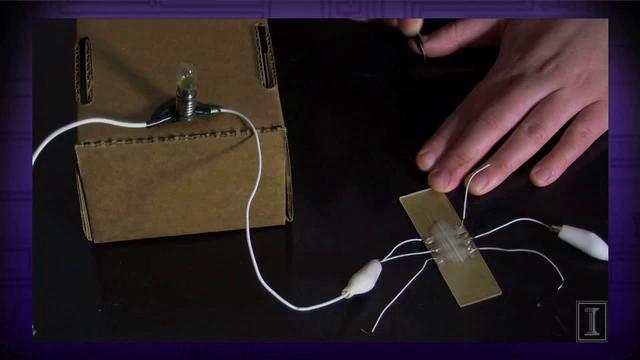 Self-Healing Electronics