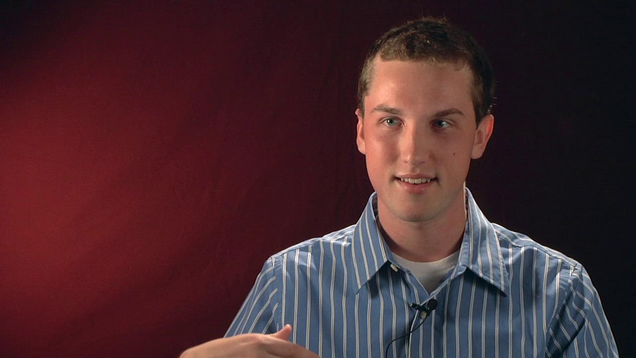 FSHN Profiles: Hospitality (Matt)