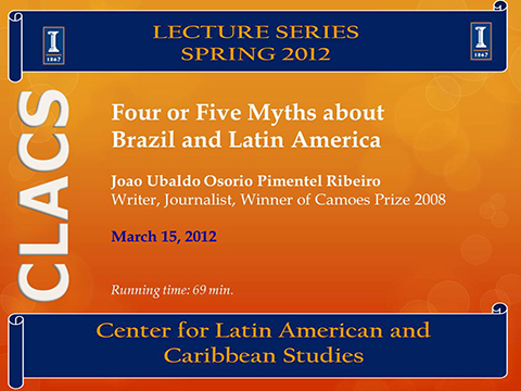 Four or Five Myths about Brazil and Latin America
