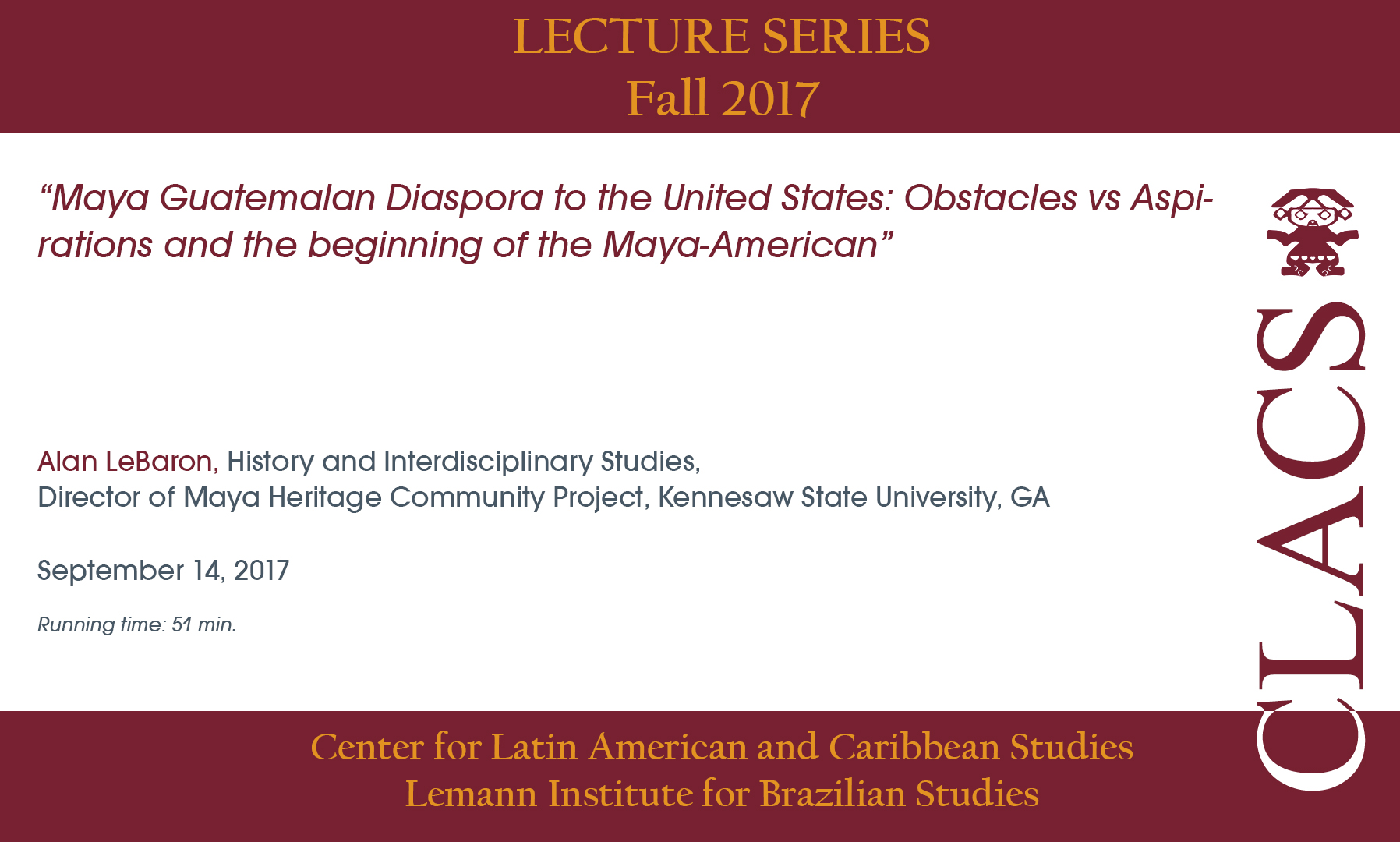 Maya Guatemalan Diaspora to the United States: Obstacles vs Aspirations and the beginning of the Maya-American
