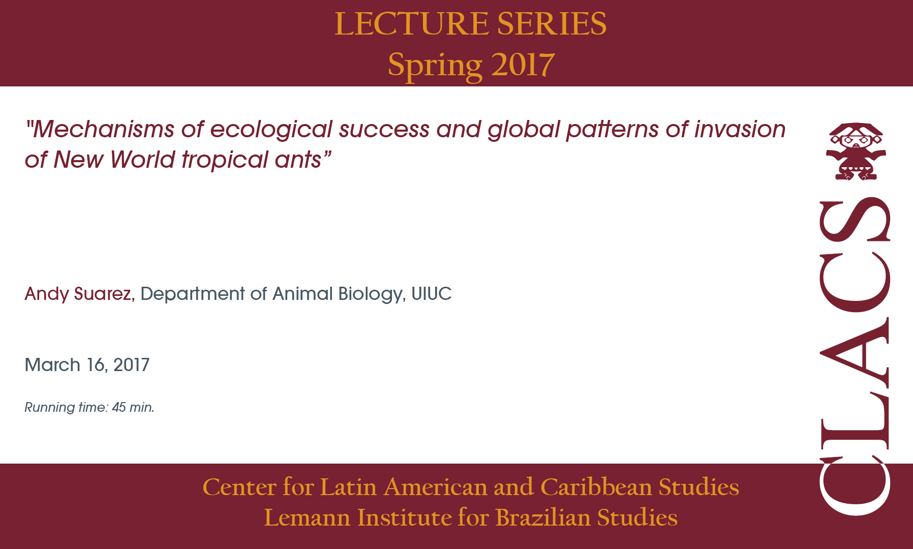Mechanisms of ecological success and global patterns of invasion of New World tropical ants
