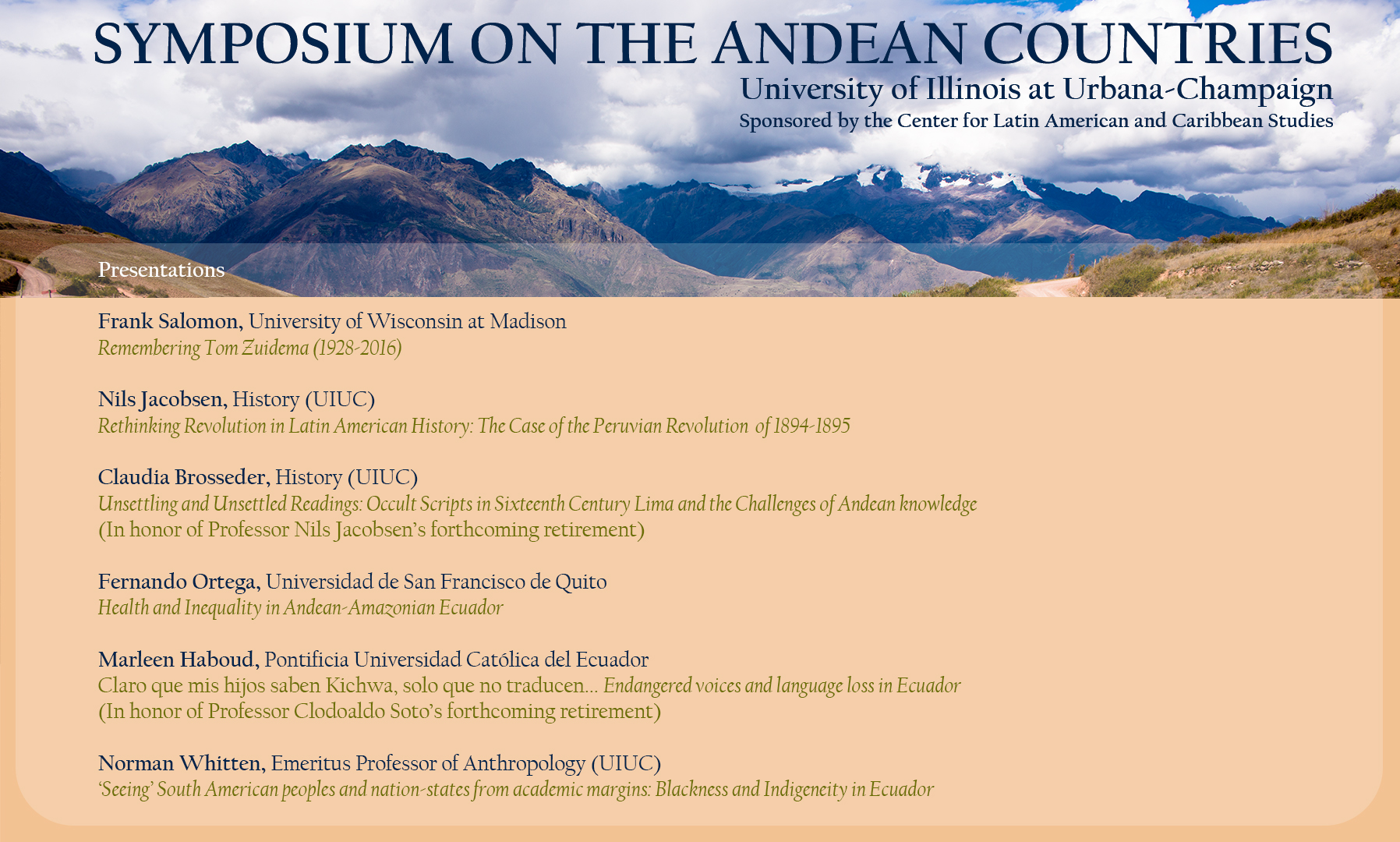 Health and Inequality in Andean-Amazonian Ecuador