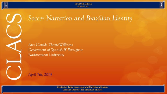 Soccer Narration and Brazilian Identity