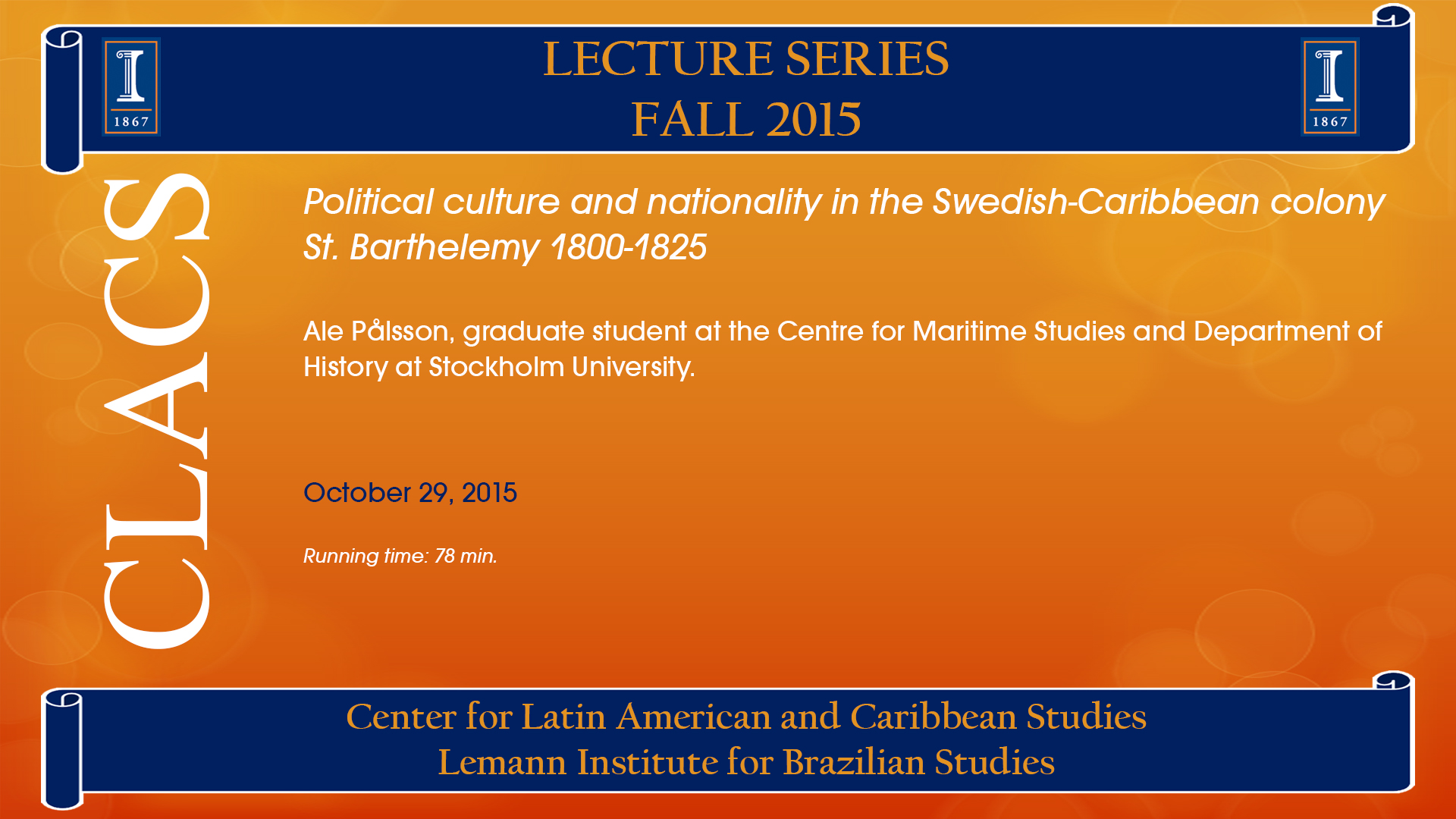 Political culture and nationality in the Swedish-Caribbean colony St. Barthelemy 1800-1825