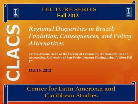 Regional Disparities in Brazil: Evolution, Consequences, and Policy Alternatives