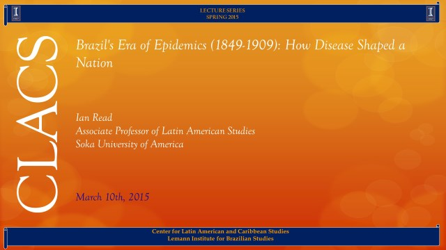 Brazil's Era of Epidemics (1849-1909): How Disease Shaped a Nation