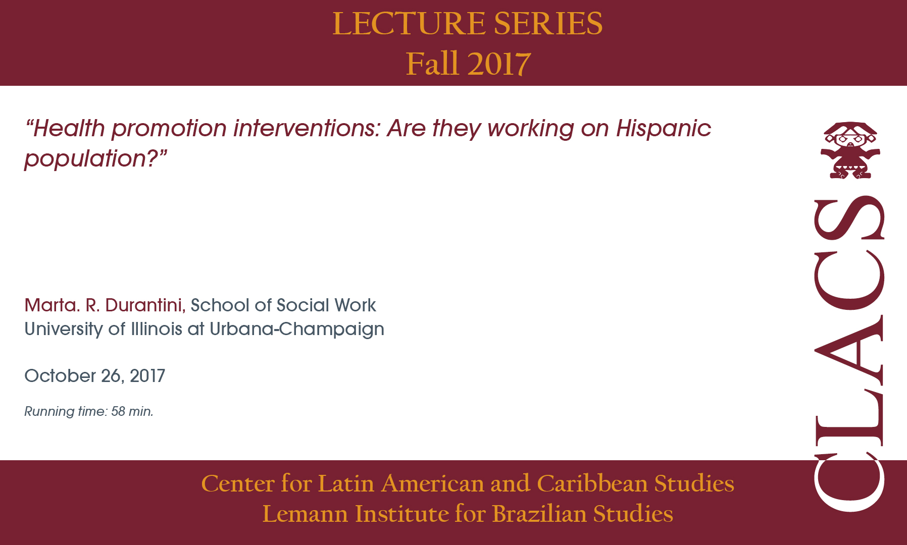 Health promotion interventions: Are they working on Hispanic population?