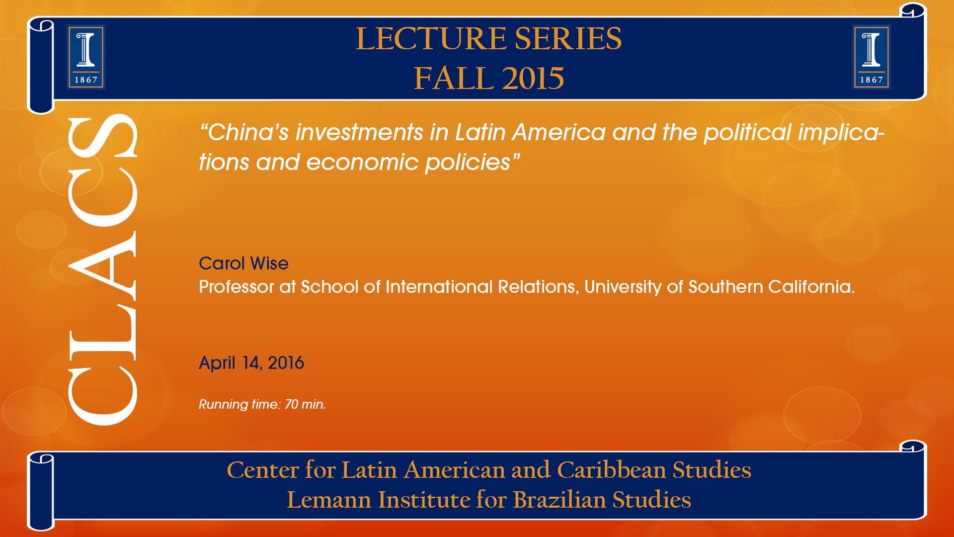 China's investments in Latin America and the political implications and economic policies