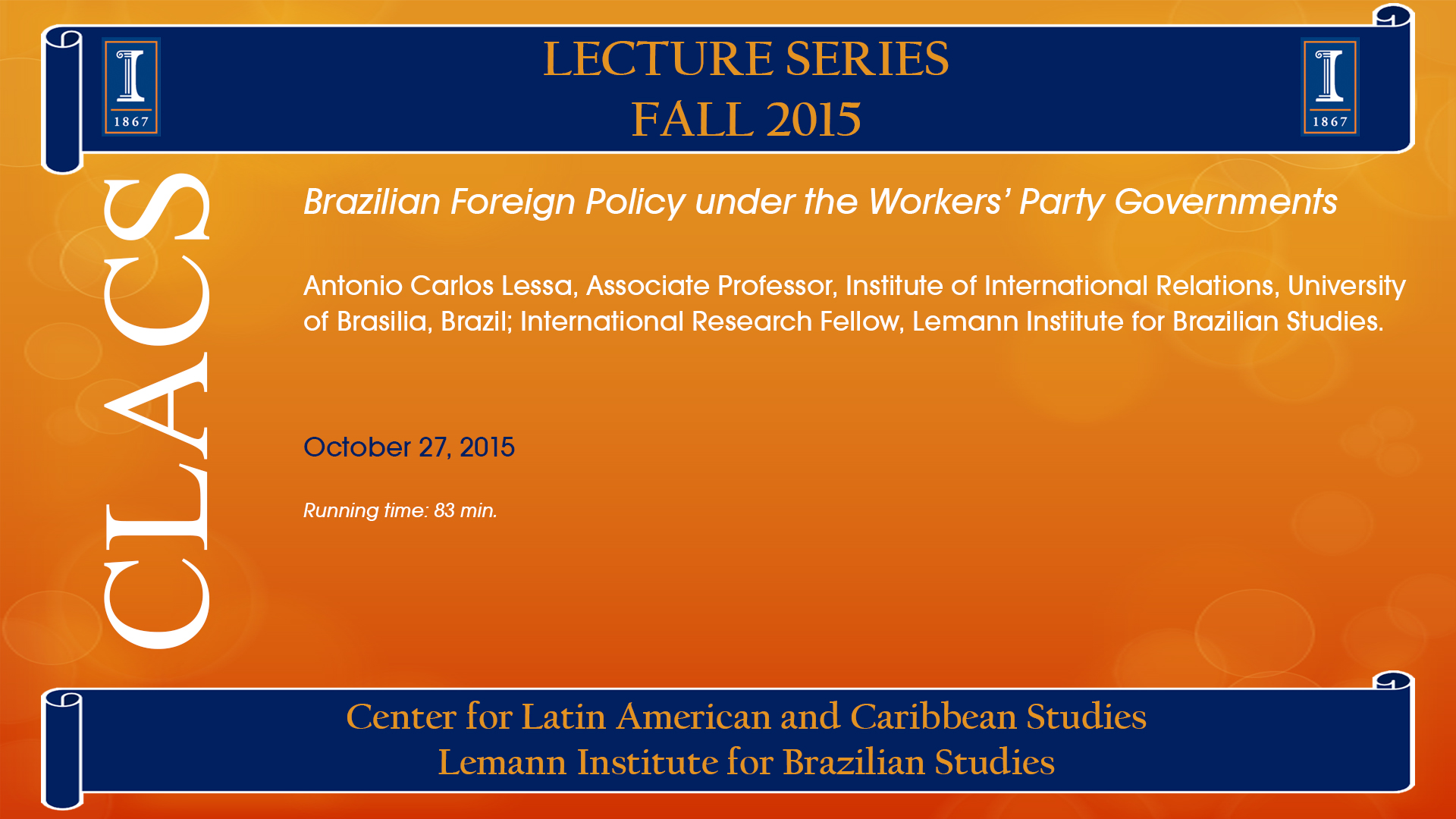 Brazilian Foreign Policy under the Workers' Party Governments