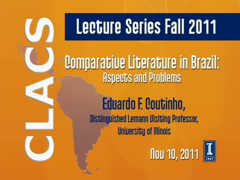 Comparative Literature in Brazil: Aspects and Problems